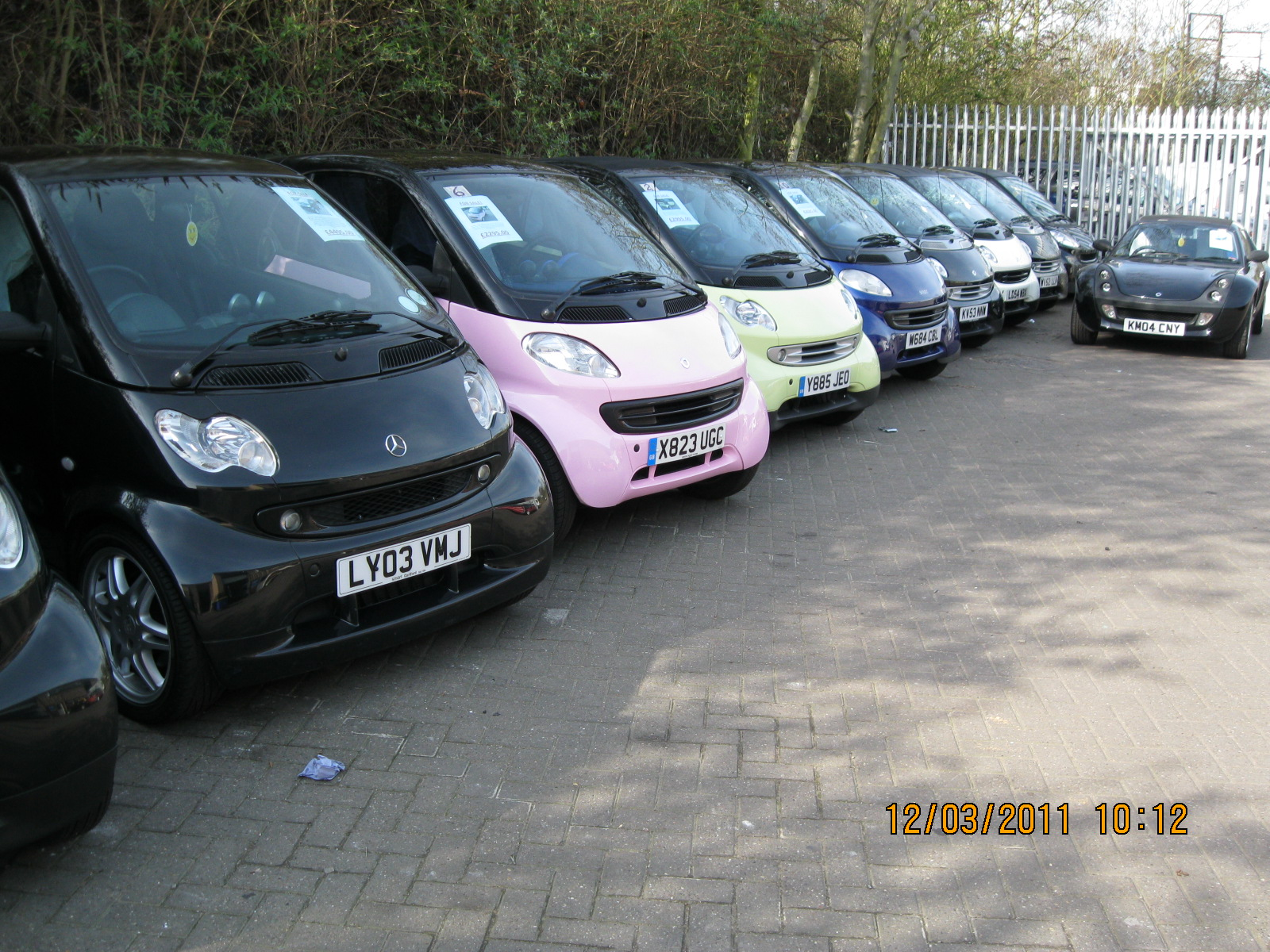 Used Smart Cars For Sale Kent | Smart Car Engines Servicing | Smart ...